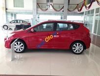 Bán ô tô Hyundai Accent 1.4 sản xuất 2017, màu đỏ
