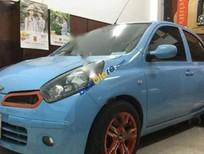Cần bán Nissan Micra 1.8AT đời 2008, màu xanh lam, nhập khẩu nguyên chiếc còn mới, giá 330tr