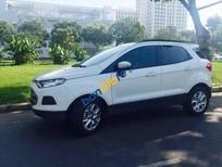 Bán xe cũ Ford EcoSport AT đời 2015, màu trắng