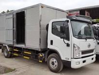Xe tải Giải Phóng Faw 7,5 tấn cabin Isuzu, thùng dài 6m2