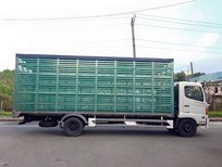 Hino XZU730L – 8.5 Tấn – thùng chở gia cầm có hệ thống bảo hành chính hãng toàn quốc