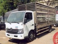 Xe tải Hino HINO XZU730L-HKFTL3   3.5 tấn thùng thiêt kế chuyên chở gia cầm – Hỗ trợ giao hàng toàn quốc