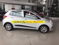 Hyundai Đà nẵng * Anh Huy : 0903.57.57.16* giá bán xe Hyundai i10 mới 2017 đà nẵng, hyundai i10 màu bạc đà nẵng.