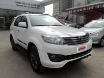 Chào bán xe Fortuner Sportivo 2014 màu trắng biển Hà Nội