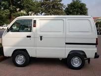Bán xe Suzuki Super Carry Van sản xuất 2016, màu trắng
