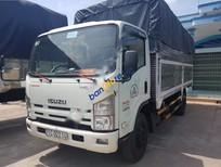 Bán Isuzu NQR 5T sản xuất năm 2014, màu trắng, giá tốt