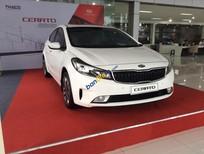 Bán ô tô Kia Cerato 1.6 AT sản xuất 2017, màu trắng