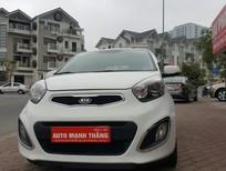 Cần bán gấp Kia Morning 2011, màu trắng, nhập khẩu nguyên chiếc