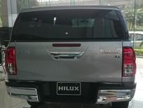 Bán Toyota Hilux G 2017, màu bạc, nhập khẩu nguyên chiếc, giá 778tr