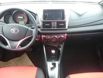 Cần bán Toyota Yaris G 2017, màu đỏ, nhập khẩu nguyên chiếc, giá 630tr