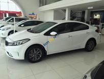 Bán ô tô Kia Cerato 1.6 AT sản xuất năm 2017, màu trắng giá cạnh tranh