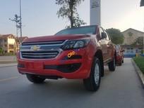 Bán Chevrolet Colorado 2.5 4x2 LT năm sản xuất 2017, màu đỏ, nhập khẩu