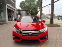 Bán Honda Civic 1.5 Turbo năm 2017, màu đỏ, nhập khẩu Thái Lan