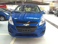 Cần bán xe Chevrolet Spark Duo sản xuất năm 2017, màu xanh lam