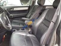 Cần bán xe Honda CR V AT đời 2010, màu xám, nhập khẩu chính hãng còn mới