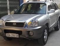 Bán Hyundai Santa Fe Gold đăng kí 2008, xe nhập khẩu