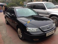 Bán Ford Mondeo đời 2003, màu đen, xe nhập khẩu