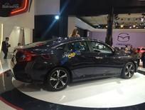 Cần bán xe Honda Civic năm 2017, màu xanh lam, nhập khẩu nguyên chiếc, giá tốt