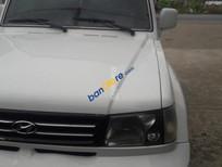 Cần bán xe cũ Hyundai Galloper sản xuất 2002, màu trắng