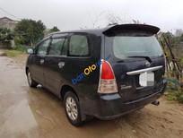Chính chủ bán lại xe Toyota Innova sản xuất năm 2006, màu đen