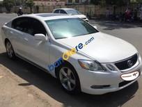 Bán Lexus GS 300 năm sản xuất 2005, màu trắng, nhập khẩu xe gia đình