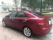 Cần bán gấp Kia Forte sx sản xuất năm 2011, màu đỏ xe gia đình