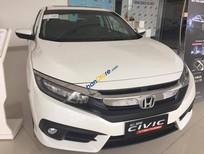 Bán Honda Civic 1.5 Turbo sản xuất năm 2017, màu trắng, nhập khẩu