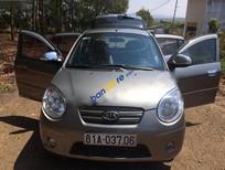 Cần bán lại xe Kia Morning EX sản xuất 2009, màu xám, xe đẹp