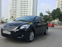 Cần bán Toyota Vios 1.5E năm 2011, màu đen