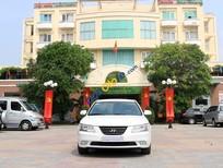 Bán Hyundai Sonata năm sản xuất 2009, màu trắng, nhập khẩu
