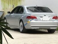 Bán BMW 7 Series 750Li năm sản xuất 2006, màu bạc, xe nhập, giá 899tr
