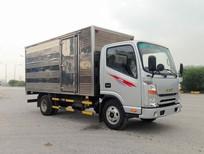 Nam Định bán xe tải 3,5 tấn 3 tấn rưỡi thùng dài 4 mét 3 trả góp 0888141655