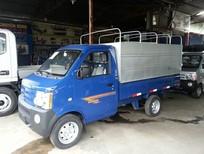 bán xe tải dongben thùng mui bạc 810kg