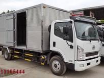 Xe tải Faw 7,5 tấn thùng dài 6m2