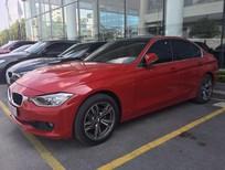 Bán xe BMW 320i 2012 F30 màu đỏ nội thất đen option sport Line larang thể thao cực chất