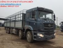 Xe tải thùng 5 chân CamC tải trọng 22,5 tấn 2016, 2017