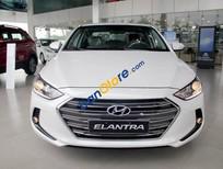 Bán xe Hyundai Elantra 1.6AT năm 2016, màu trắng, xe nhập