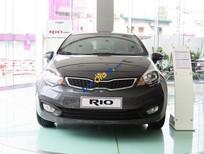 Bán ô tô Kia Rio 1.4 AT năm sản xuất 2017, màu xám, nhập khẩ