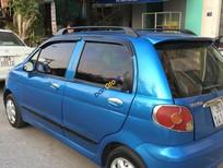 Bán ô tô Daewoo Matiz năm 2005, màu xanh lam, nhập khẩu