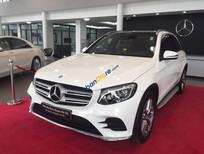 Bán xe Mercedes GLC300 mầu trắng nội thất be, giá tốt xe giao sớm nhất thị trường