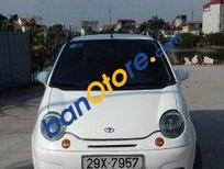 Nhượng lại xe Daewoo Matiz MT đời 2006, màu trắng số sàn, giá chỉ 85 triệu