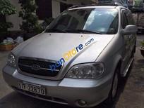 Cần bán Kia Carnival sản xuất 2006, màu bạc còn mới