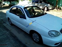 Bán Daewoo Lanos SX đời 2003, màu trắng, xe nhập