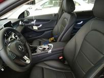Cần bán xe Mercedes GLC 300 đời 2017, nội thất đen, giao xe ngay