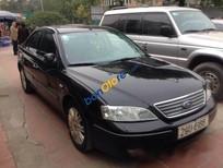 Cần bán Ford Mondeo AT 2.5 năm 2003, màu đen, giá 160tr