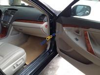 Bán Toyota Camry 2.4AT đời 2007, màu đen chính chủ, 618tr