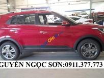 Cần bán xe Hyundai Creta năm 2016, màu đỏ, nhập khẩu, 786tr