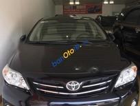 Bán ô tô Toyota Corolla altis 1.8AT đời 2013, màu đen