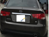 Cần bán gấp Kia Forte SX năm sản xuất 2013, màu đen chính chủ, giá 460tr