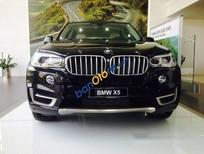 Bán BMW X5 Xdrive 50i đời 2017, màu đen, xe nhập